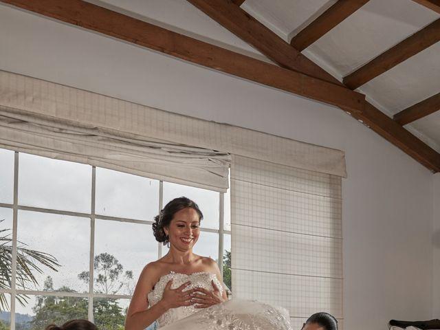 El matrimonio de Maximiliano y Catalina en Subachoque, Cundinamarca 34