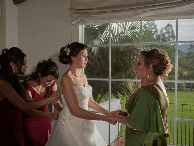 El matrimonio de Maximiliano y Catalina en Subachoque, Cundinamarca 37