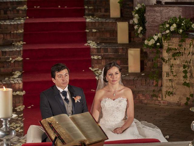 El matrimonio de Maximiliano y Catalina en Subachoque, Cundinamarca 40