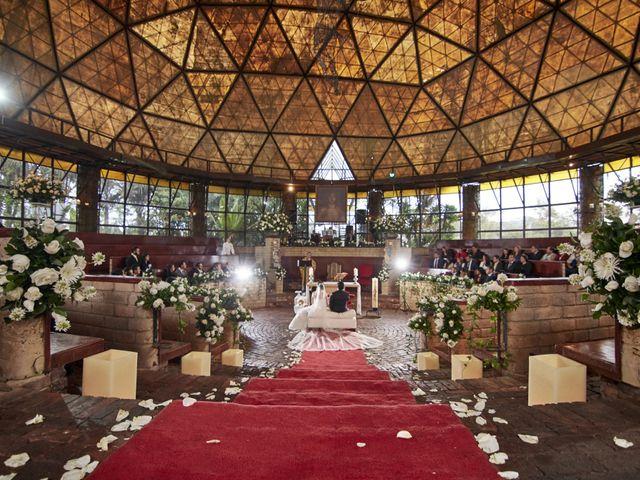 El matrimonio de Maximiliano y Catalina en Subachoque, Cundinamarca 41