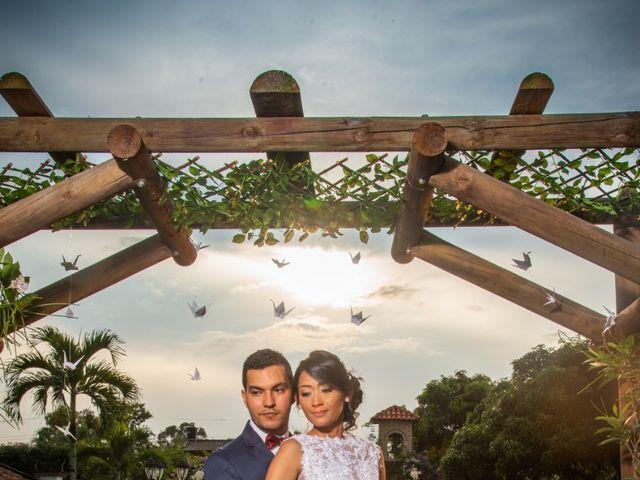 El matrimonio de Sebastian  y Diana   en Guadalajara de Buga, Valle del Cauca 2