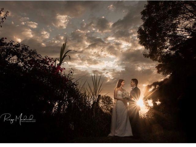 El matrimonio de Diego  y Juliana