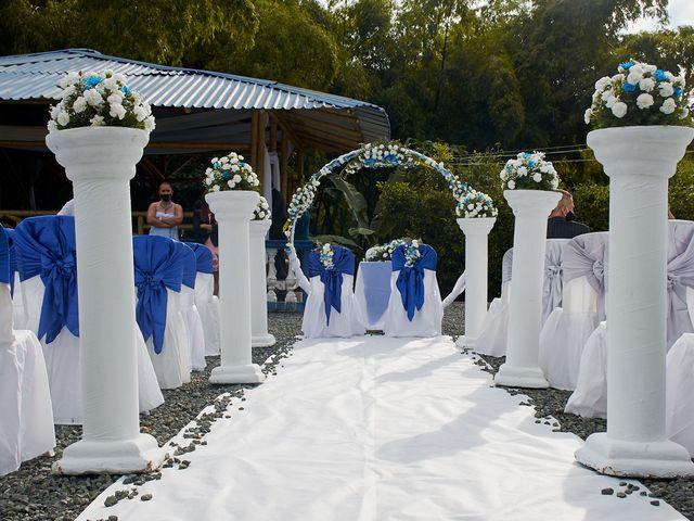 El matrimonio de Jefferson y Melani en Dosquebradas, Risaralda 15