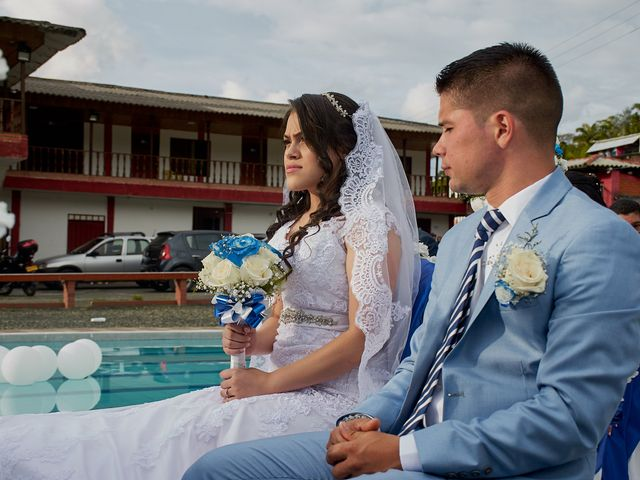 El matrimonio de Jefferson y Melani en Dosquebradas, Risaralda 22