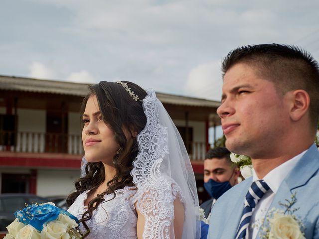 El matrimonio de Jefferson y Melani en Dosquebradas, Risaralda 23