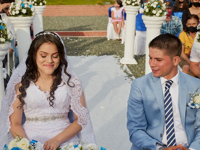 El matrimonio de Jefferson y Melani en Dosquebradas, Risaralda 24