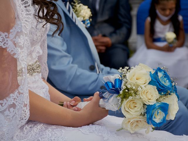 El matrimonio de Jefferson y Melani en Dosquebradas, Risaralda 27