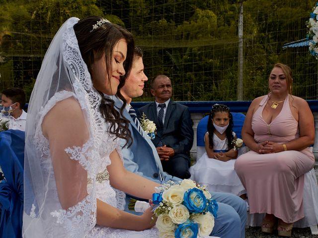 El matrimonio de Jefferson y Melani en Dosquebradas, Risaralda 28