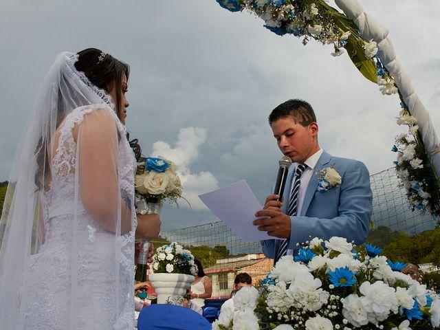 El matrimonio de Jefferson y Melani en Dosquebradas, Risaralda 31