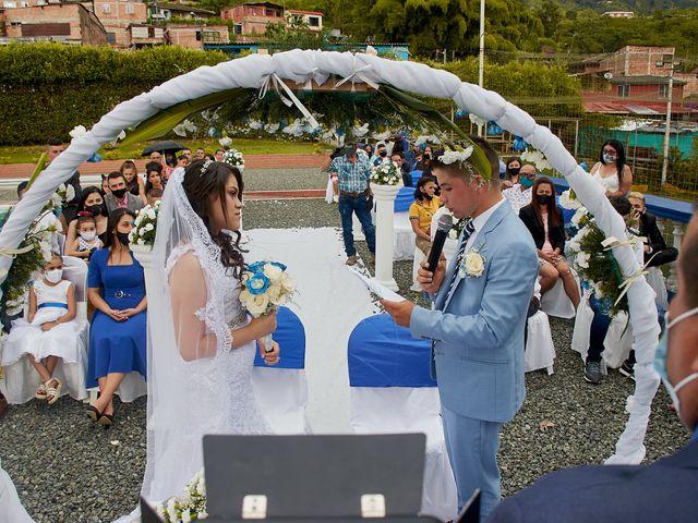El matrimonio de Jefferson y Melani en Dosquebradas, Risaralda 33