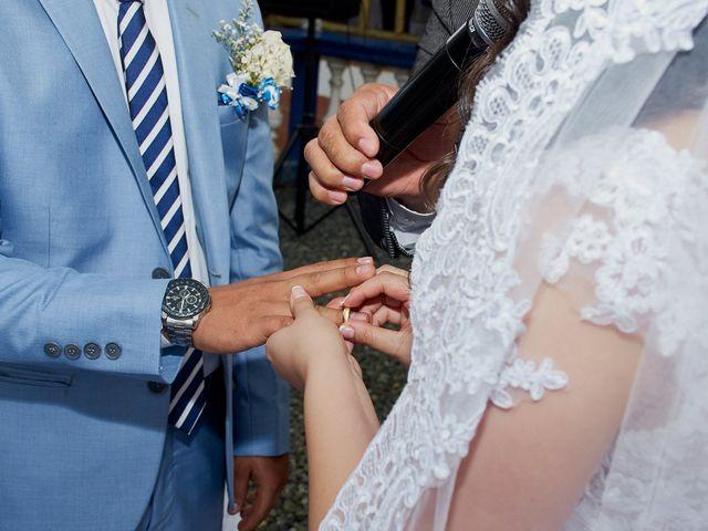 El matrimonio de Jefferson y Melani en Dosquebradas, Risaralda 40