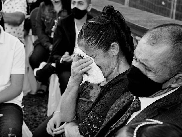 El matrimonio de Jefferson y Melani en Dosquebradas, Risaralda 42