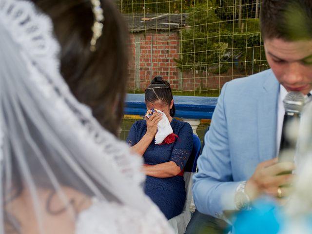 El matrimonio de Jefferson y Melani en Dosquebradas, Risaralda 43