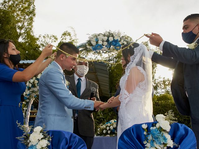 El matrimonio de Jefferson y Melani en Dosquebradas, Risaralda 45