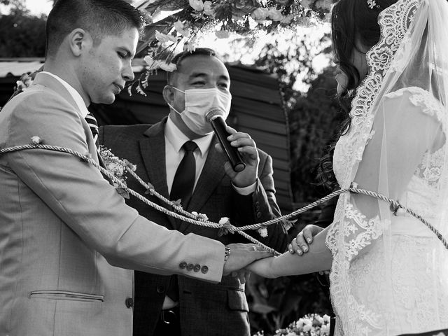 El matrimonio de Jefferson y Melani en Dosquebradas, Risaralda 46