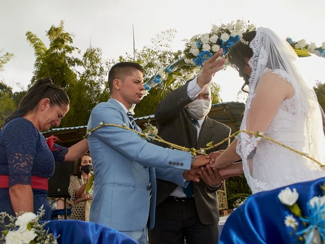 El matrimonio de Jefferson y Melani en Dosquebradas, Risaralda 48