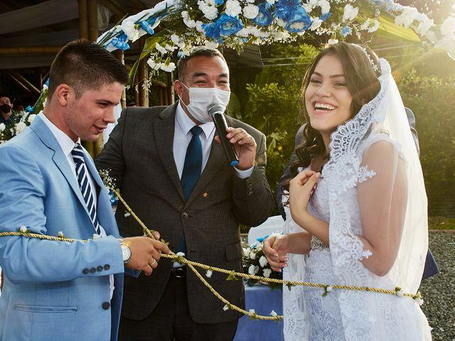 El matrimonio de Jefferson y Melani en Dosquebradas, Risaralda 49