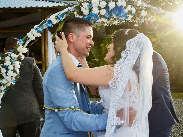 El matrimonio de Jefferson y Melani en Dosquebradas, Risaralda 50