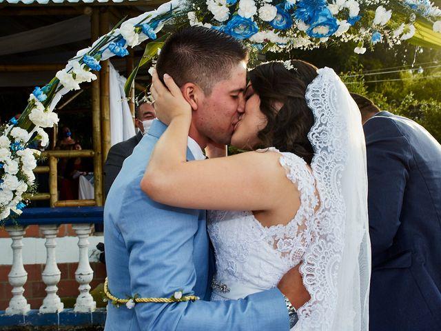 El matrimonio de Jefferson y Melani en Dosquebradas, Risaralda 51