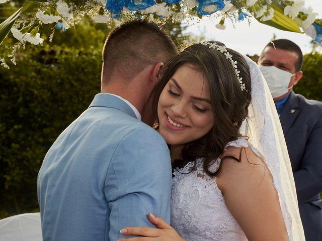El matrimonio de Jefferson y Melani en Dosquebradas, Risaralda 54
