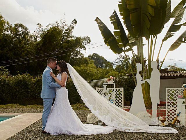 El matrimonio de Jefferson y Melani en Dosquebradas, Risaralda 58
