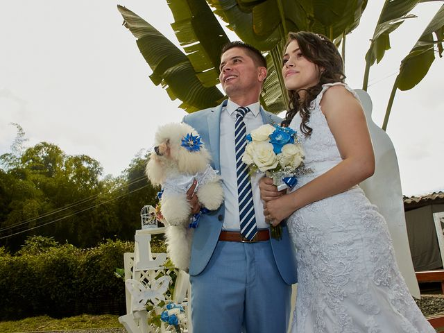 El matrimonio de Jefferson y Melani en Dosquebradas, Risaralda 62