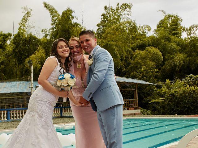 El matrimonio de Jefferson y Melani en Dosquebradas, Risaralda 66