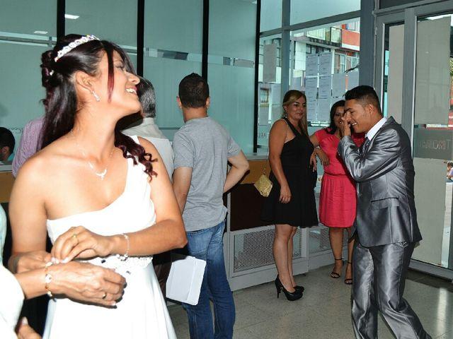 El matrimonio de John Fredy y Yeniffer en Pereira, Risaralda 4