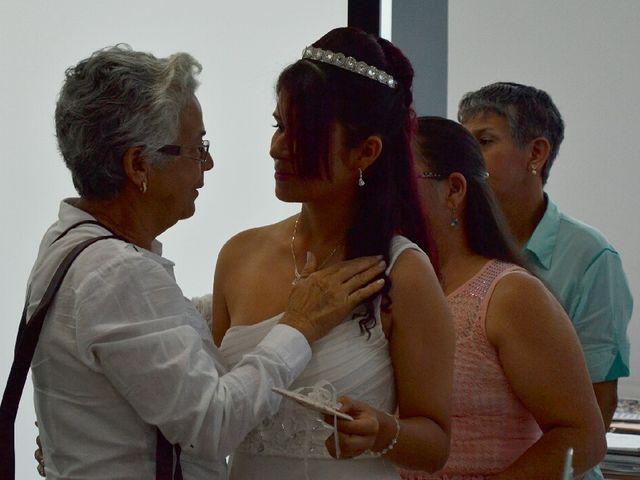 El matrimonio de John Fredy y Yeniffer en Pereira, Risaralda 5