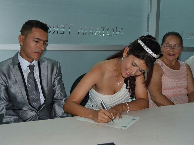 El matrimonio de John Fredy y Yeniffer en Pereira, Risaralda 6