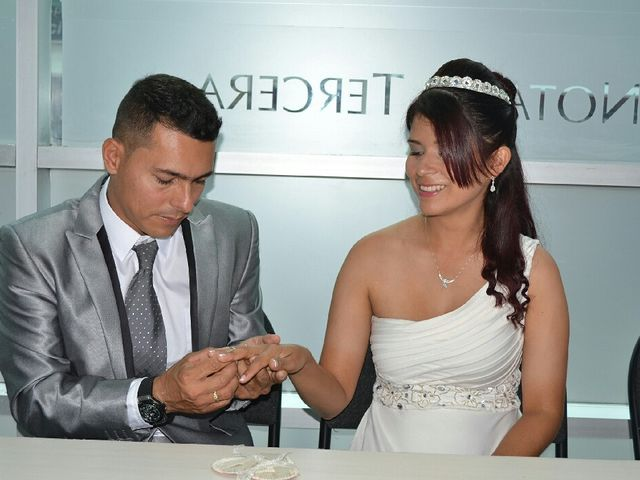 El matrimonio de John Fredy y Yeniffer en Pereira, Risaralda 7