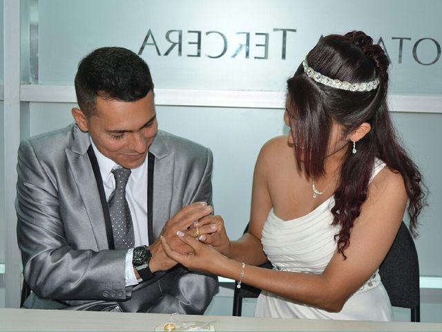 El matrimonio de John Fredy y Yeniffer en Pereira, Risaralda 8