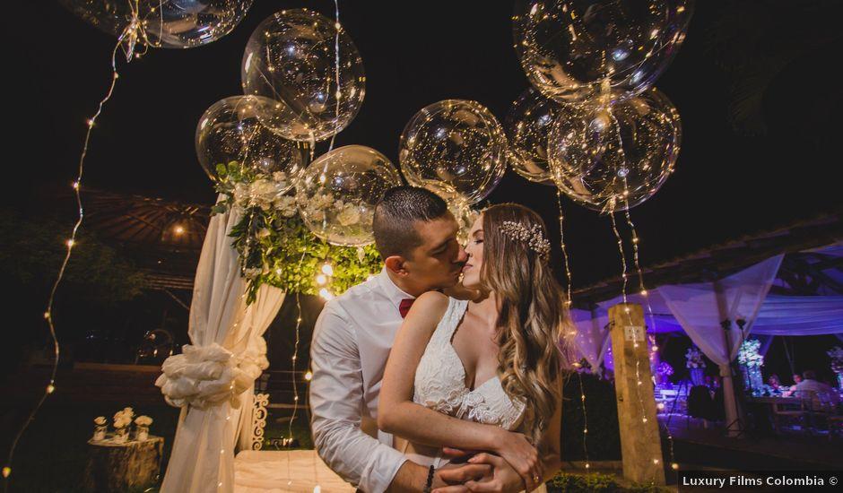 El matrimonio de David y Juliana en Pereira, Risaralda