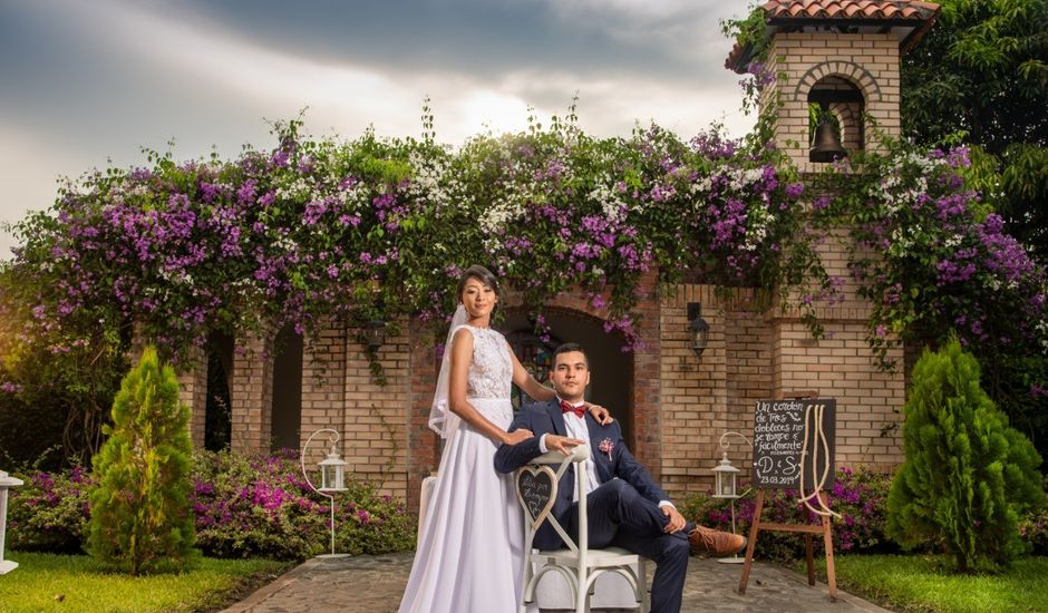 El matrimonio de Sebastian  y Diana   en Guadalajara de Buga, Valle del Cauca