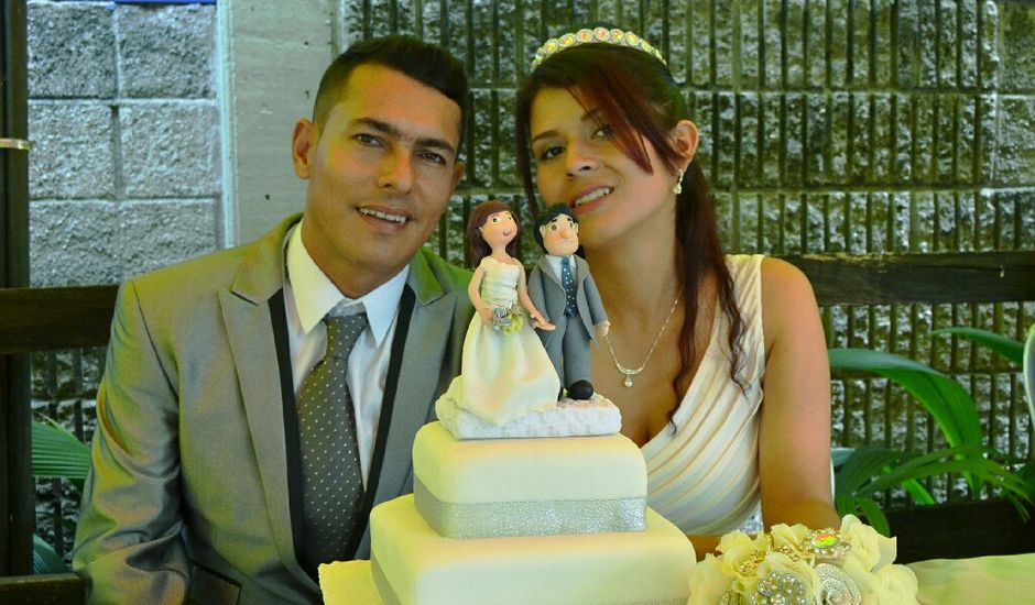 El matrimonio de John Fredy y Yeniffer en Pereira, Risaralda