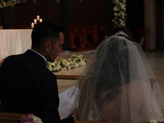 El matrimonio de Nathaly   y César   2