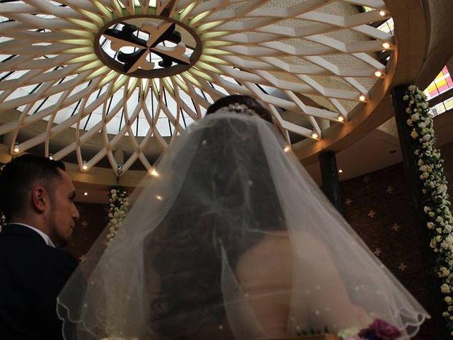 El matrimonio de César   y Nathaly   en Bogotá, Bogotá DC 2