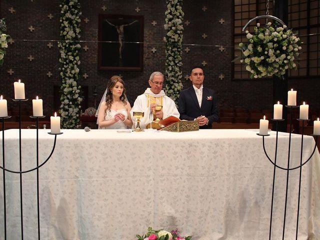 El matrimonio de César   y Nathaly   en Bogotá, Bogotá DC 3