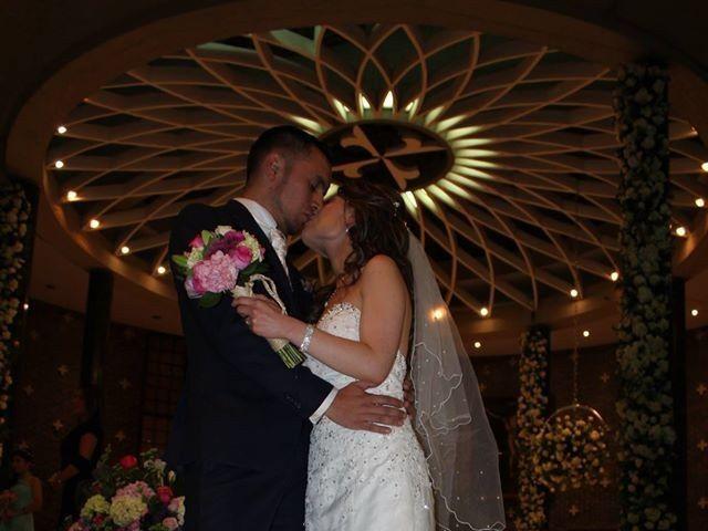 El matrimonio de César   y Nathaly   en Bogotá, Bogotá DC 5
