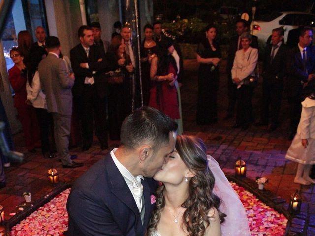 El matrimonio de César   y Nathaly   en Bogotá, Bogotá DC 12