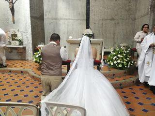 El matrimonio de Sonia  y Mauricio 3