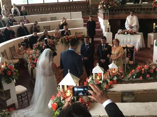 El matrimonio de Nathalya y Leonardo 1