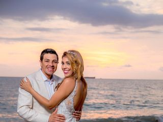 El matrimonio de Gustavo y natalia