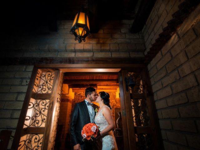 El matrimonio de Leonardo y Nathalya en Boyacá, Boyacá 2