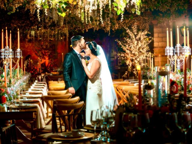 El matrimonio de Nathalya y Leonardo