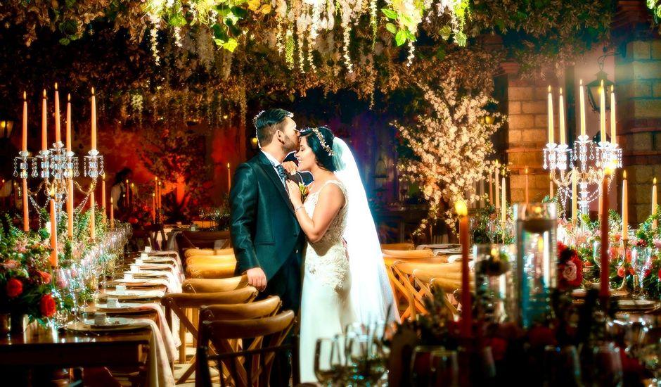 El matrimonio de Leonardo y Nathalya en Boyacá, Boyacá