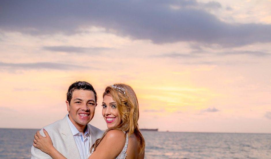El matrimonio de natalia y Gustavo en Santa Marta, Magdalena