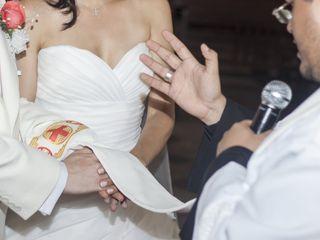 El matrimonio de David y Norma 3