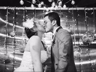 El matrimonio de Dani y Cris 3