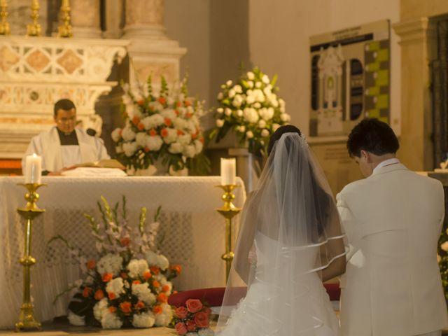 El matrimonio de Norma y David en Cartagena, Bolívar 2